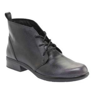 NAOT Levanto Leather Ombré Chelsea Boots Size 7